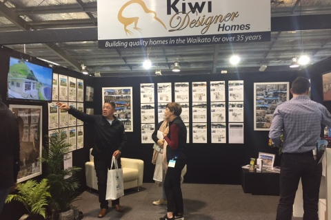 All go at Homeshow 2017
