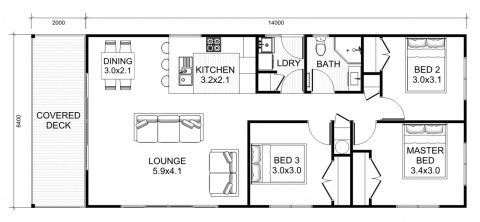 Tui+ -3 Bedroom